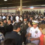 Titulares de Defensa y Marina presencian la Entrega-Recepción del Comando del Pacífico de los Estados Unidos de América