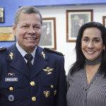 USEC Network entrevista al General Comandante Miguel Enrique Vallin Osuna, Fuerza Aérea de México
