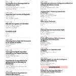 Infosecurity México 2018: Programa de conferencias (Miércoles 23)
