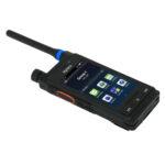 El radio Multi-modo PTC760 de Hytera opera en la Red Compartida, garantizando una comunicación fluida de datos y voz con las bondades de TETRA y de banda ancha.