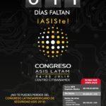 Congreso Latinoamericano de Seguridad ASIS 2018