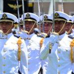 Se gradúan 148 guardiamarinas de la Heroica Escuela Naval Militar