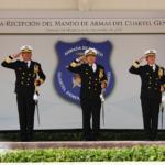 El Cuartel General del Alto Mando de la Armada de México realizó ceremonia de entrega – recepción de armas.