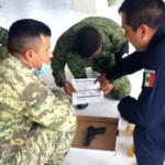 Policía Federal capacita en materia de primer respondiente a elementos de SEDENA en Tabasco