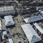 """Concluye operación del refugio temporal para personas migrantes """"El Barretal"""", en Tijuana"""