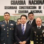 La Secretaría de Seguridad y Protección Ciudadana propone que se realicen modificaciones para que la Guardia Nacional tenga un mando civil