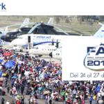 Se acerca la tercera edición de la Feria Aeroespacial de México.