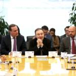 Iniciativa privada y autoridades discutieron estrategias para para combatir robo a transporte.