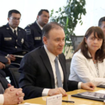 SSPC y CONACYT suscriben convenio de colaboración para el desarrollo de tecnología en materia de seguridad.