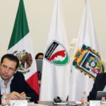 El Consejo Estatal de Coordinación del Sistema Nacional de Seguridad Pública fortalece estrategias estatales en materia de seguridad
