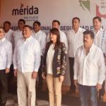 Presidentes Municipales llegan a acuerdos en materia de seguridad con el SESNSP