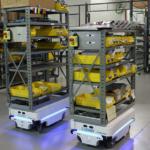 Los beneficios de automatizar tu logística interna con un Robot Autónomo Móvil