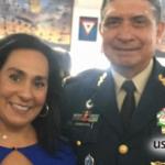 Secretario de la Defensa Nacional en FAMEX 2019