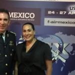 USEC Network en la Feria Aeroespacial México2019