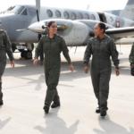 La Secretaría de Marina – Armada de México da la Bienvenida a la primera tripulación aérea integrada por mujeres navales