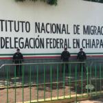 El Servicio de Protección Federal suma sus capacidades a las tareas de seguridad en Chiapas