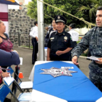 Policía Federal fomenta lazos de confianza con actividades comunitarias, en Puebla