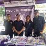 Se realizan actividades de prevención del delito y proximidad social en Puebla y Nuevo León
