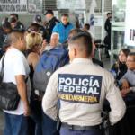 Elementos de la Policía Federal reciben información sobre las diferentes alternativas para seguir sirviendo al país