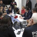 La Secretaría de Seguridad y Protección Ciudadana logra acuerdos con integrantes de Policía Federal