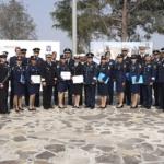 Policía Federal se integra a la capacitación del departamento de policía de la ONU
