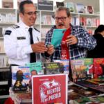 Inicia SSPC la Quinta Feria del Libro de Policía Federal en el Centro de Mando de iztapalapa