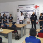 Policía Federal participa en actividades comunitarias en Tamaulipas, Querétaro y Guanajuato