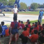 SSPC fomenta la confianza con actividades comunitarias en Tamaulipas y San Luis Potosí