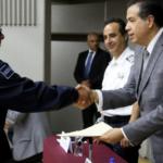 Policías Federales se integran a la Coordinación Nacional de Protección Civil