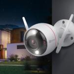 EZVIZ presenta su primera cámara de seguridad de visión nocturna a color, en el marco de IFA 2019