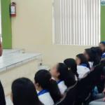 La SSPC fortalece acciones comunitarias con estudiantes de Tamaulipas