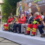 La CNPC acompaña a Cruz Roja Mexicana en simulacro de terremoto