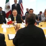 México y Estados Unidos fortalecen cooperación bilateral en el combate a la delincuencia organizada