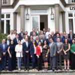 Presentación del jurado de los III Premios Nacionales de Seguridad y Emergencias México