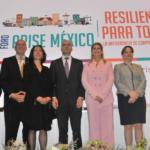 Por primera vez en México, Empresas, Gobierno Federal y expertos, impulsan agenda para fortalecer la resiliencia