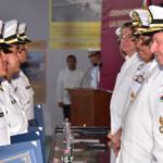 El Centro de Estudios Aeronavales de la Armada de México celebra al personal que concluye con éxito una etapa más en su carrera naval