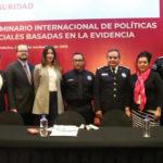 SSPC fortalece la profesionalización de analistas en seguridad con apoyo del gobierno de Estados Unidos