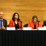 SSPC-INMUJERES-CONAVIM firman carta compromiso para impulsar acciones conjuntas y poner fin a la violencia contra las mujeres y las niñas