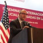 Autoridades de México y Estados Unidos comparten visión sobre la importancia de la inteligencia sobre el uso de la fuerza