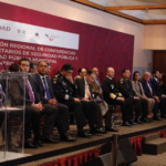 2º Reunión Regional de Conferencias de Secretarios de Seguridad Nacional de Seguridad Pública y Seguridad Pública Municipal
