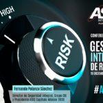 Última reunión 2019 de ASIS Capítulo Puebla Sureste: Invitación
