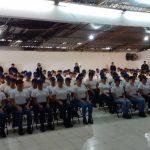 El servicio de Protección Federal suma 177 policías a sus filas para brindar seguridad a las instalaciones del gobierno