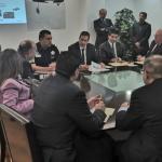 Acuerdan SSPC, CANAPAT y directores de Centrales de Autobuses acciones de prevención del delito
