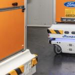 El prometedor panorama de los robots autónomos móviles en logística, almacenamiento y entrega en 2020