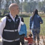 Protección Civil participa en ceremonia de remembranza colectiva en Tlahuelilpan