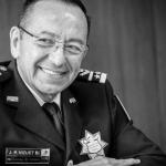 Fallece el comisionado del Servicio de Protección Federal, José Pedro Vizuet Bocanegra