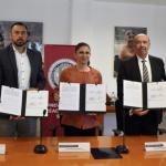 CONADE y SSPC firman convenio de colaboración para el desarrollo de actividades físicas y deportivas en los penales federales
