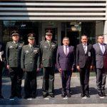 Guardia Nacional fortalece la colaboración internacional con autoridades de cinco naciones