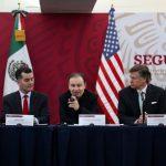 Histórica la relación con Estados Unidos para combatir el tráfico de armas: Alfonso Durazo