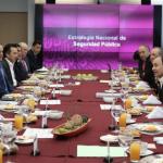 SSPC brinda respaldo permanente en materia de seguridad a entidades federativas